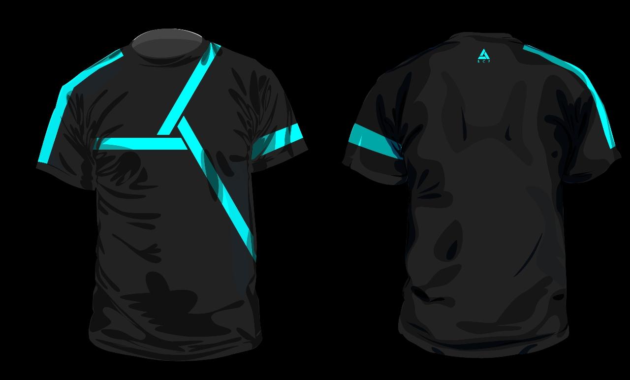 seragam olahraga training badminton BCF | STARS KONVEKSI